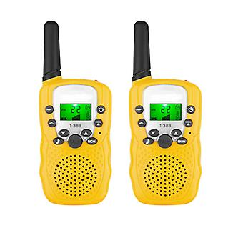 2 Пакет рации для детей, двусторонние радиоприемники с фонариком, лучшие уличные игрушки
