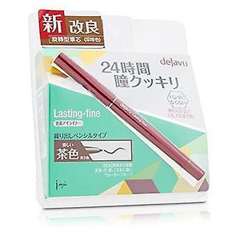 Lasting Fine Pencil Eyeliner - Dark Brown - 0.15g/0.005oz