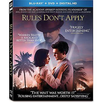 Regeln gelten nicht [Blu-Ray] USA importieren