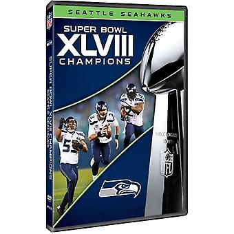 Importare campioni del Super Bowl Xlviii [DVD] Stati Uniti d'America
