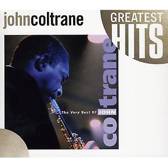 ジョン ・ コルトレーン - 非常に最高のジョン ・ コルトレーン [CD] USA 輸入
