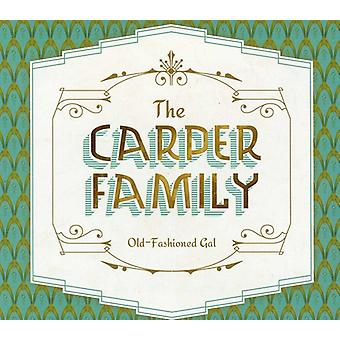 Carper Family - Old-Fashioned Gal [CD] USA import