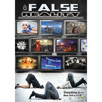 False Reality [DVD] USA import