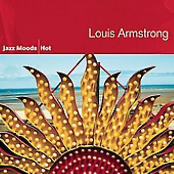 Louis Armstrong - Jazz Moods-Hot [CD] USA import