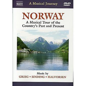 Norvegia - importazione USA Norvegia [DVD]