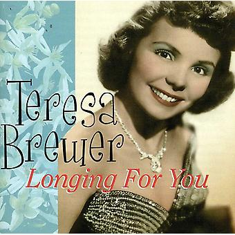 Teresa Brewer - Longing for You [CD] USA import