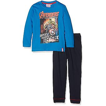 Boys Marvel Avengers Long Sleeve Pyjama Set