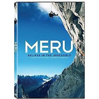 Meru [DVD] USA import
