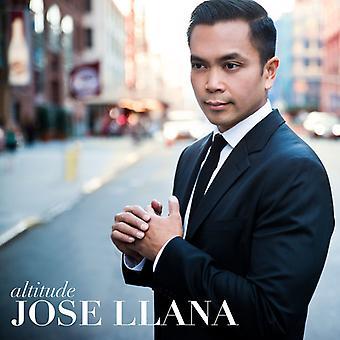 Jose Llana - Altitude [CD] USA import