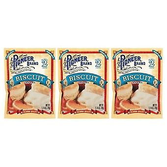 Pioneer Brand Biscuit Gravy Mix 3 Packet Pack