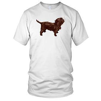 Affenpinscher hunden Kids T skjorte