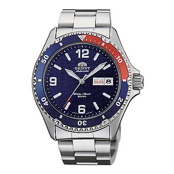 Orient Sports Watch FAA02009D9 - Acier inoxydable Unisex Analogue automatique