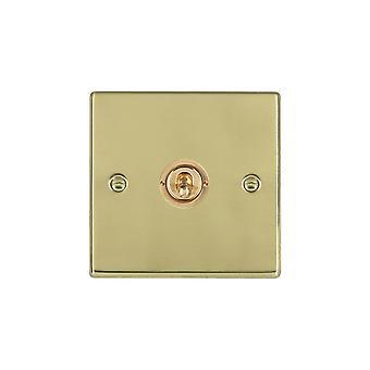Hamilton Litestat Hartland Polished Brass 1g 20AX DP Toggle PB
