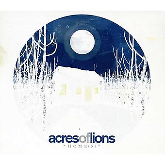 Acres of Lions - Home(S) [CD] USA import