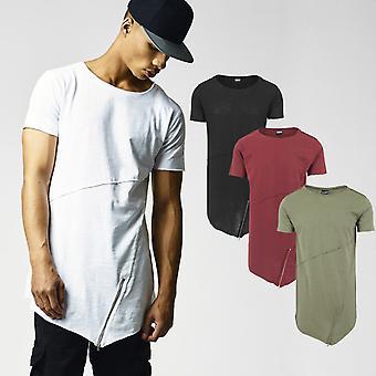 Urban classics - EPÄSYMMETRISET muotoinen pitkä t-paita