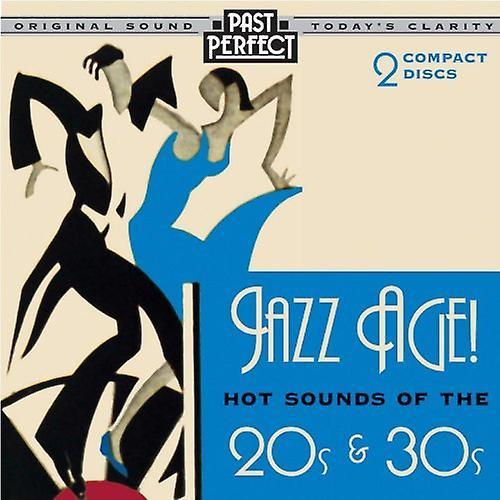 Jazz Age: Warme klanken van de 20s en 30s [Audio-CD] diverse artiesten