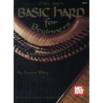 Mel Bays Basic Harp for Beginners by Laurie Riley
