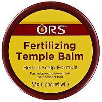 ORS Olive Oil Fertilizing Temple Balm 2oz