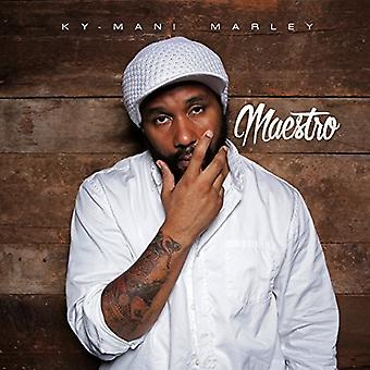 Ky-Mani Marley - Maestro [CD] USA import