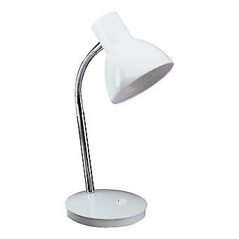 Firstlight Harvard Table Lamp In White