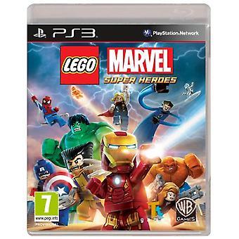 LEGO Marvel Super Heroes (PS3) - New
