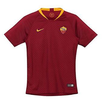 2018-2019 AS Roma Home Nike Football Shirt (Kids)