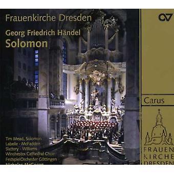 G.F. Handel - H Ndel: Solomon [SACD] USA import