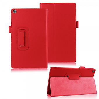 Rød beskyttende tilfelle pose for ASUS ZenPad 8.0 Z380C Z380Kl