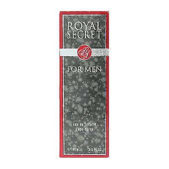 Пять звезд аромат Королевского секрет для мужчин ЕАС де туалет спрей 3,3 Oz/100 мл входящие