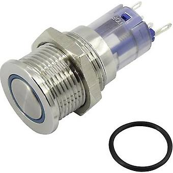 TRU COMPONENTS LAS2GQPF-11E/B/12V/S/P Tamper-proof pushbutton 48 V DC 2 A 1 x Off/(On) IP65 momentary 1 pc(s)