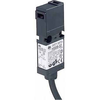 IDEC HS6B-11B01 veiligheid 250 V AC 3 A stalen hendel (recht) knop, hendel (gebogen) kortstondige IP67 1 PC('s) staal