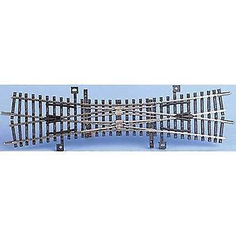 83300 TT Tillig (w/o-Rail bed) Diamond Crossing 166 mm 15 ° 310 mm