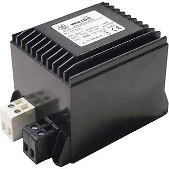 Weiss Elektrotechnik 07/059 Compact PSU transformer 1 x 230 V 1 x 24 V DC 24 W 1 A