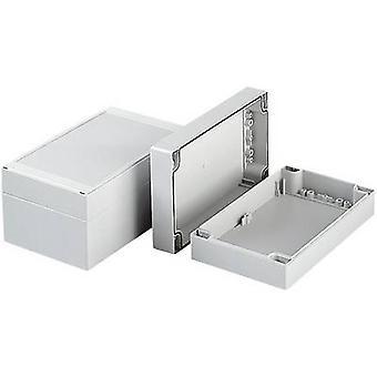 OKW robusto C2012201 gabinete universal 200 x 120 x 60 acrilonitrilo butadieno estireno gris-blanco (RAL 7035) 1 ud (s)