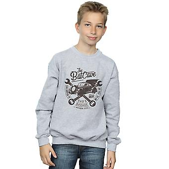 DC Comics Boys Batman Dad's Garage Sweatshirt