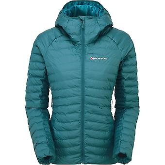 Montane vrouwen ' s Phoenix Jacket-Zanskar blauw