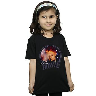 David Bowie Girls Quiet Lights T-Shirt