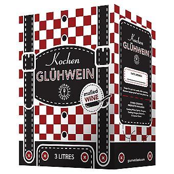 Gourmet Classic Kochen Glühwein Mulled Cooking Wine