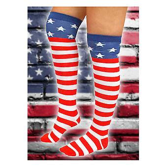Calze e accessori gamba donne moda ginocchio calza USA America