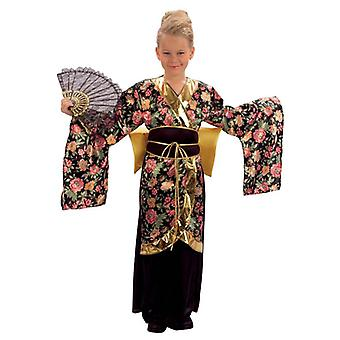 Geisha chica, pequeño.