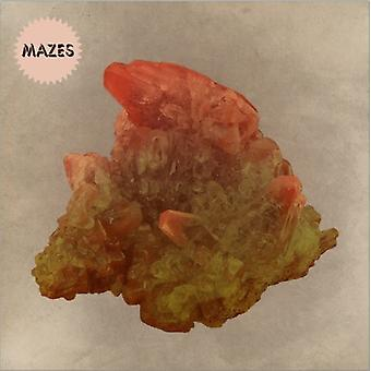 Mazes - Ores & Minerals [CD] USA import