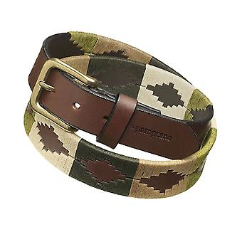 Pampeano Leather Valiente Polo Belt