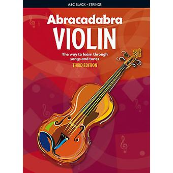 Abracadabra Violin (Pupil's book) - The Way to Learn Through Songs and