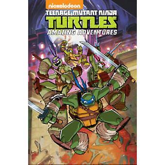 Teenage Mutant Ninja Turtles - Band 1 - Amazing Adventures von Sina G