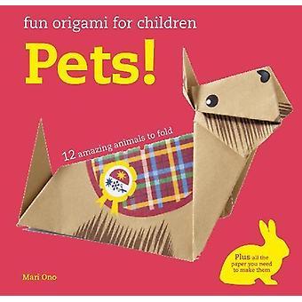 Leuk Origami voor kinderen - huisdieren! -12 geweldige dieren fold door Mari O