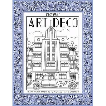 Pictura - Art Deco Patterns - Posters by Colin Elgie - 9781783702244 Bo