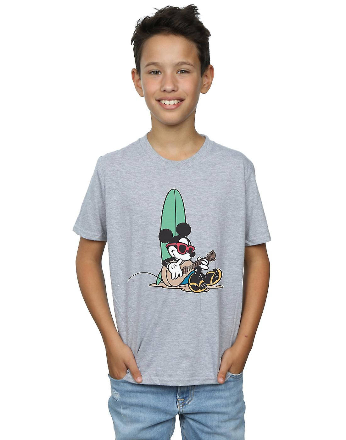 Disney Boys Mickey Mouse Surf And Chill T-Shirt
