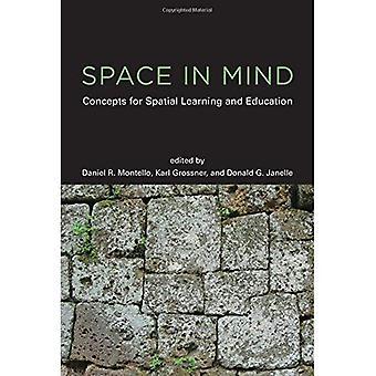 Ruimte in gedachten: concepten voor ruimtelijke leren en onderwijs