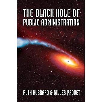 Het zwarte gat van openbaar bestuur