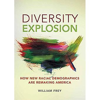 Esplosione di diversità: Come nuovo Demographics razziale sono rifacimento America